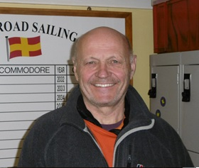 Photo of Treasurer